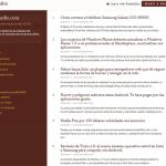 Readlists te permite crear eBooks a partir de URLs