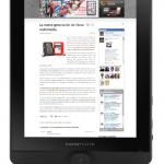Revisión de la tableta Energy Tablet i828 HD de Energy Sistem.