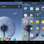 Convierte tu teléfono Galaxy Nexus en un Galaxy S III con el nuevo paquete de CyanogenMod 9