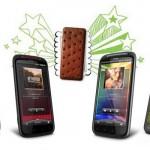 Calendario de actualizaciones de los móviles HTC a Ice Cream Sandwich