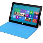Microsoft presenta su nueva tableta: Microsoft Surface.