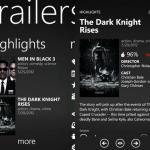 Descarga gratis la nueva aplicación de Nokia Trailers para teléfonos Lumia