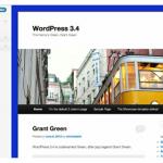 WordPress 3.4 ya está disponible.Ofrece una mejores opciones de personalización de temas y Twitter integrado.