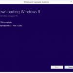 Actualiza a Windows 8 Pro por sólo 40 dólares