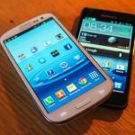 Android 4.1 Jelly Bean estara disponible para el Samsung Galaxy S III y el S II