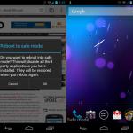 Cómo entrar al 'Modo Seguro' o 'Safe Mode' en Android 4.1 Jelly Bean
