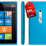 AT&T rebaja el precio del Nokia Lumia 900 a sólo 50 dólares