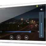 Samsung presenta su nuevo reproductor Galaxy Player de 5.8 pulgadas