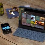 Sony presenta su nueva tableta Xperia Tablet S en la IFA
