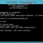 Cómo hacer un backup completo de tu dispositivo Android en tu PC sin root y sin desbloqueo de bootloader