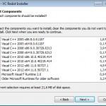 Instala todas las versiones de Microsoft Visual C++ Runtime de un sólo tiro