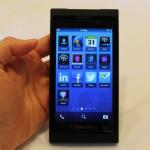 RIM nos da un vistazo de su nuevo sistema operativo BlackBerry 10