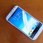 Primeras impresiones del Samsung Galaxy Note II
