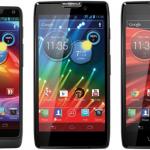 Motorola lanza tres nuevos smartphones: RAZR M, RAZR HD y RAZR MAXX HD