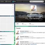 Twitter se actualiza tanto en la versión web como en la versión móvil.