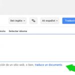 Cómo traducir documentos PDF online usando Google