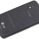 El LG Nexus se deja ver modelando junto al iPhone 5