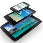 Google presenta su nuevo teléfono Nexus 4, la tableta Nexus 10 y un Nexus 7 mejorado