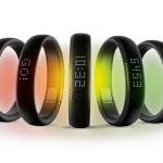 Las nuevas pulseras Nike+ Fuelbands vienen en dos nuevos colores.