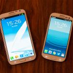 ¿Samsung Galaxy Note II o Samsung Galaxy S III: Cuál es mejor para ti?