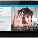 Microsoft lanza Skype 3.0 para Android con una interfaz de usuario mejorada para tabletas
