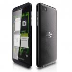 Échale un vistazo a la función de control por voz y a la aplicación de edición de vídeo en el BlackBerry Z10.
