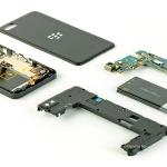 ¿Cuánto cuesta fabricar un teléfono BlackBerry Z10?
