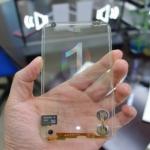Polytron Technologies desarrolla el primer teléfono inteligente totalmente transparente