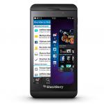 BlackBerry lanza el nuevo teléfono inteligente BlackBerry Z10 en España