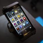 El CEO de Lenovo dice que la adquisición de BlackBerry podría tener sentido