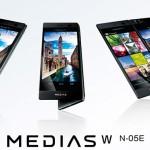 Lenovo quiere comprar la división de móviles de NEC