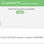 SimpleWash, la forma más simple de limpiar tu página de Facebook