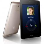 La tableta ASUS FonePad ya tiene precio y fecha de lanzamiento