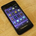 El 55% de los propietarios del nuevo BlackBerry vienen de otras plataformas