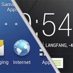 HTC Sense vs. Samsung TouchWiz: ¿Cuál es la mejor?