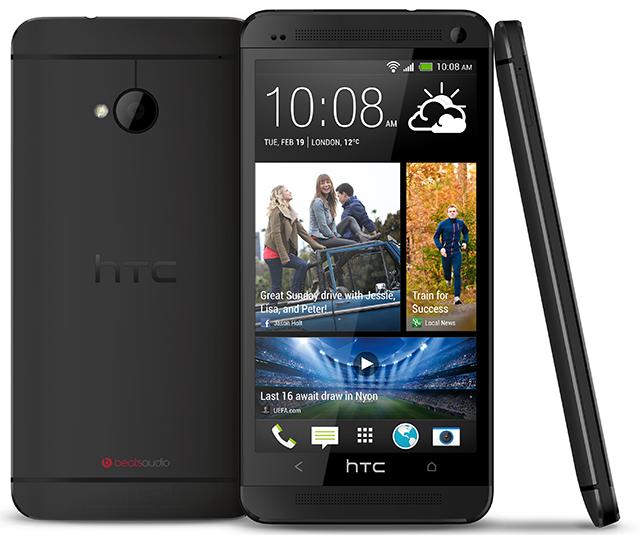 HTC One Negro