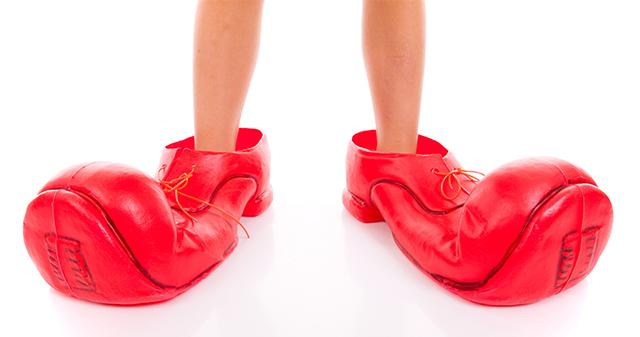 zapatos con pene