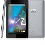 La tableta HP Slate 7 ya está a la venta por 170 dólares