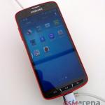 Se filtran las primeras imagenes del Samsung Galaxy S4 Active. Es un galaxy pero resistente al agua.