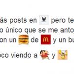 Cómo usar las fotos de perfiles de Facebook como emoticons en el chat de Facebook