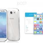 Haz que tu teléfono Android se vea como iOS 7 con este tema para Jelly Bean