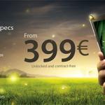 El nuevo smartphone Oppo 5 ya está a la venta en Europa