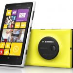 Nokia Lumia 1020: ¿por qué conformarse con menos cuando puedes llevar 41MP en la cámara de tu smartphone?