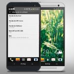 El HTC One recibirá una actualización a Android 4.3 este mes