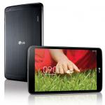 LG decide hacerle la competencia al iPad y anuncia su nueva tableta G Pad