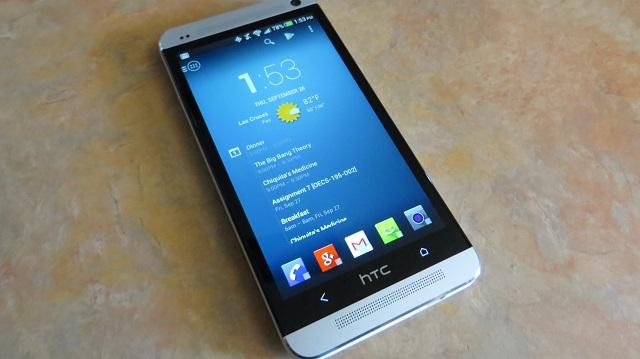 HTC One con Chronus