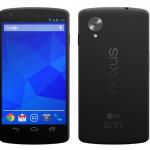 El nuevo Google Nexus 5 se deja ver en video
