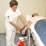 Conviértete en donante de sangre o encuentra donante con la aplicación de BloodyHelp