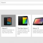 El Nexus 5 se deja brevemente en Google Play con un precio de 349 dólares por la versión de 16GB