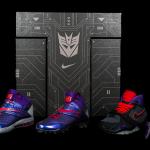 Las nuevas zapatillas Nike de Calvin Johnson se venderán con un Transformer